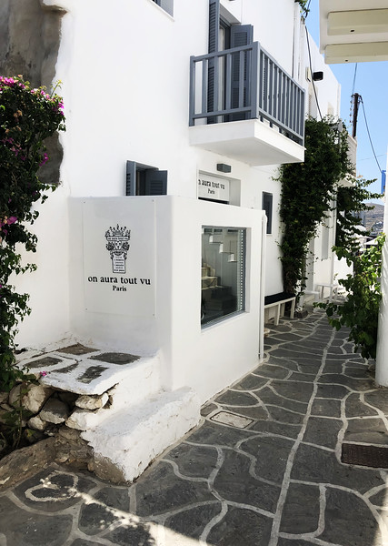 Paros Shop ON AURA TOUT VU